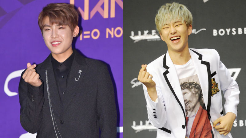 기사 대표 이미지:[SBS Star] Wanna One Park Woo Jin & SEVENTEEN HOSHI to Join Dancing High as Special Judge