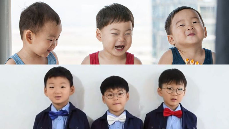 기사 대표 이미지:[SBS Star] The Song Triplets First Comeback on Superman is Back in 2 Years!
