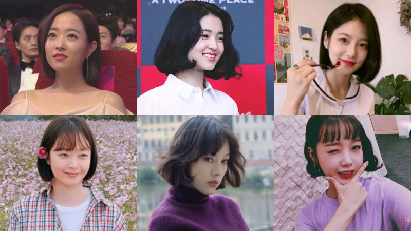 기사 대표 이미지:[SBS Star] 6 Celebrities That Will Make You Want to Cut Your Hair Short so Badly!