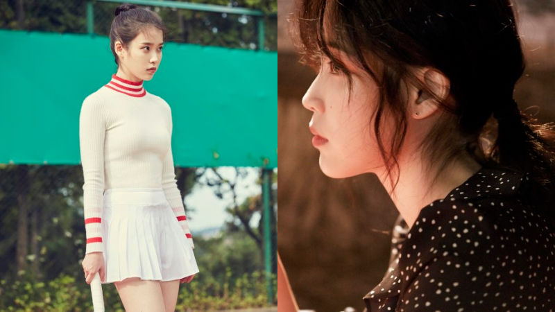 기사 대표 이미지:[SBS Star] IU Lets the Public Get a Glimpse of Her Upcoming Movie Series Persona