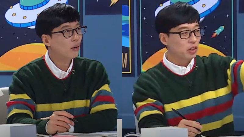 기사 대표 이미지:[SBS Star] Yu Jae Seok Reveals Why He Dropped out of College