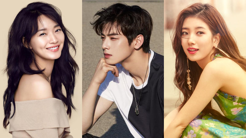 기사 대표 이미지:[SBS Star] Cha Eun-woo Reveals His Wish to Film Romance Dramas with Shin Mina & Suzy
