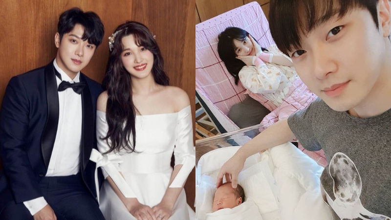 기사 대표 이미지:[SBS Star] Minhwan Shares How Bad He Felt About Yulhee After Discovering Her Pregnancy