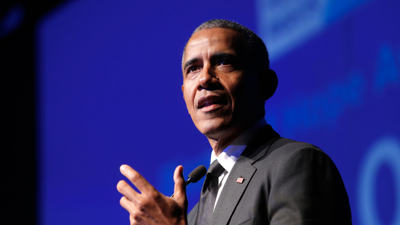 """기사 대표 이미지:오바마, 오바마케어 위헌 결정에 가입 독려…""""당장 바뀌는 것 없어"""""""