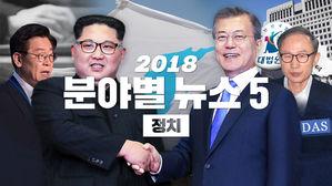② 정치 뉴스 5 - 평양 정상회담부터 위기의 사법부까지