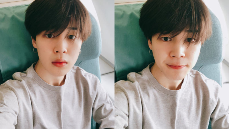 "기사 대표 이미지:[SBS Star] ""He Was an Angel"" Here Is How JIMIN Melted the Heart of a Flight Attendant"