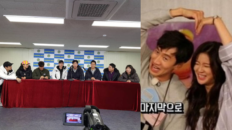 기사 대표 이미지:[SBS Star] Running Man Films First Episode after Lee Kwang Soos Dating News!
