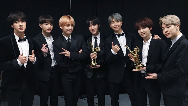 기사 대표 이미지:[SBS Star] BTS: Second Top Album Selling Artist in America in 2018!
