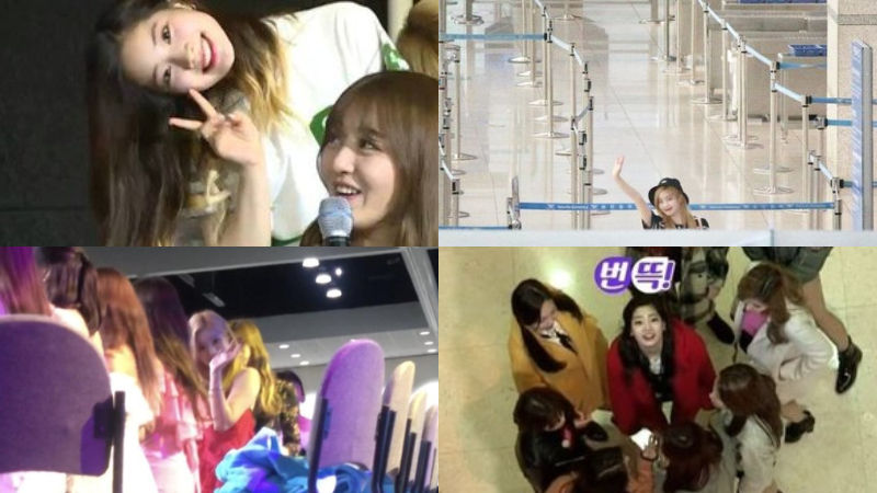 기사 대표 이미지:[SBS Star] TWICE DAHYUNs Exceptional Ability to Notice Cameras Goes Viral