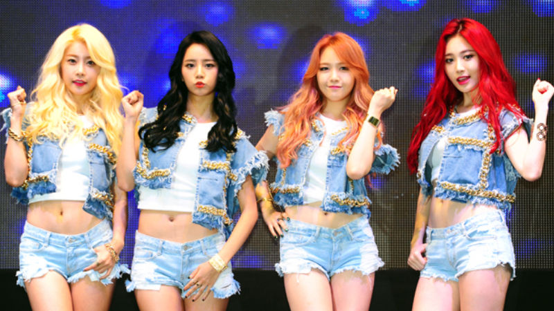 기사 대표 이미지:[SBS Star] Girls Day Seeks a Fresh Start After the Expiration of Contract