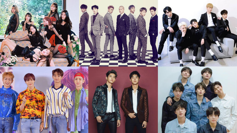 기사 대표 이미지:[SBS Star] 6 K-pop Groups Who Almost Made Their Debut Under a Weird Name