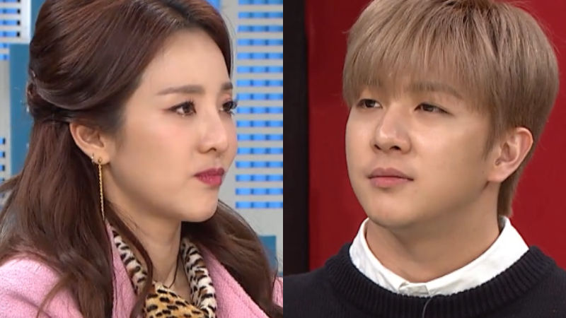 기사 대표 이미지:[SBS Star] Park Siblings DARA & THUNDER Say They Are Not Close?