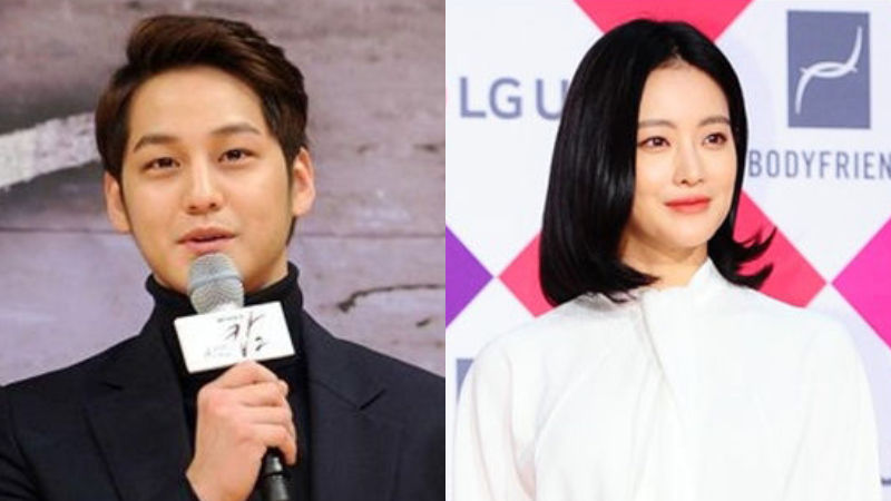 기사 대표 이미지:[SBS Star] Agencies Confirm Kim Beom & Oh Yeon Seos Breakup