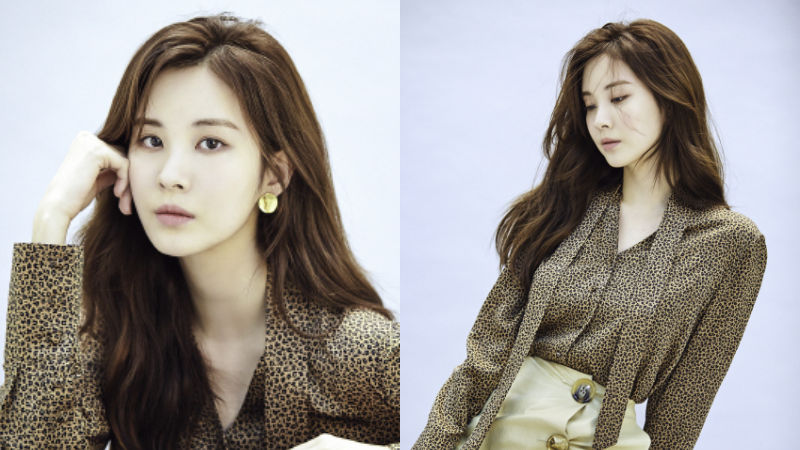 기사 대표 이미지:[SBS Star] Girls Generation Seohyun Signs with New Agency
