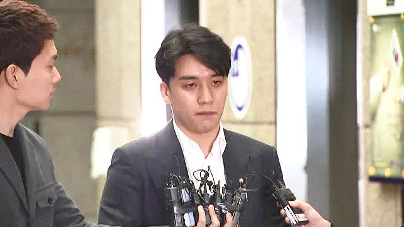 기사 대표 이미지:[SBS Star] BIGBANG SEUNGRI Announces His Retirement