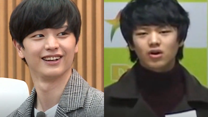 기사 대표 이미지:[SBS Star] VIDEO: BTOB Yook Sungjaes Past JYP Audition Video Unveils