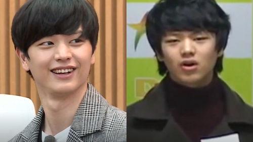 SBS Star] VIDEO: BTOB Yook Sungjae's Past JYP Audition Video Unveils
