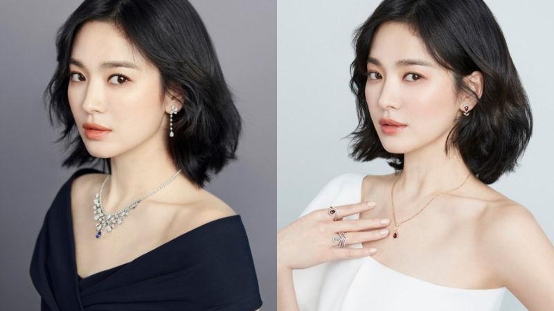 기사 대표 이미지:[SBS Star] Song Hye Kyos Beauty in Her Latest Photo Shoot Hypnotizes the Public