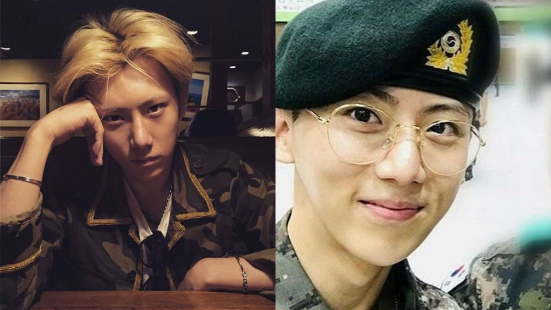 기사 대표 이미지:[SBS Star] Jang Hyunseungs Transformation in the Army Surprises Everyone