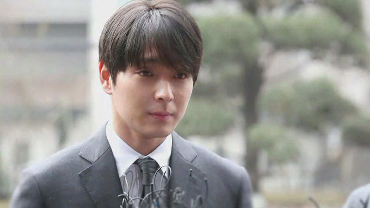 Choi Jong Hoon Hd: '경찰 출석' 최종훈, 밤샘 조사…불법 촬영·음주 무마 집중 추궁