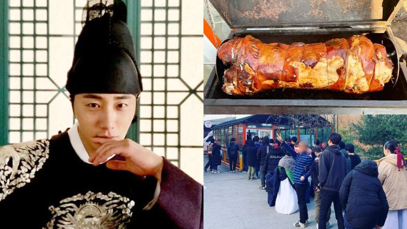 기사 대표 이미지:[SBS Star] Jung il Woo & His Family Treat the Drama Team to Some Delicious Barbecue