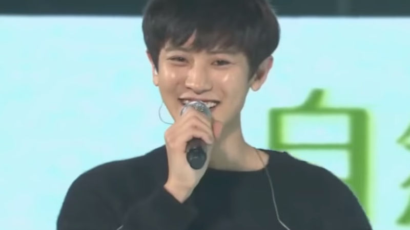 기사 대표 이미지:[SBS Star] CHANYEOL Playfully Shares What He Thinks EXO Members Will Be Doing in 10 Years