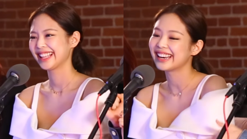 [SBS Star] BLACKPINK JENNIE Reveals a Funny Reason Why She Chose to Rap over Singing