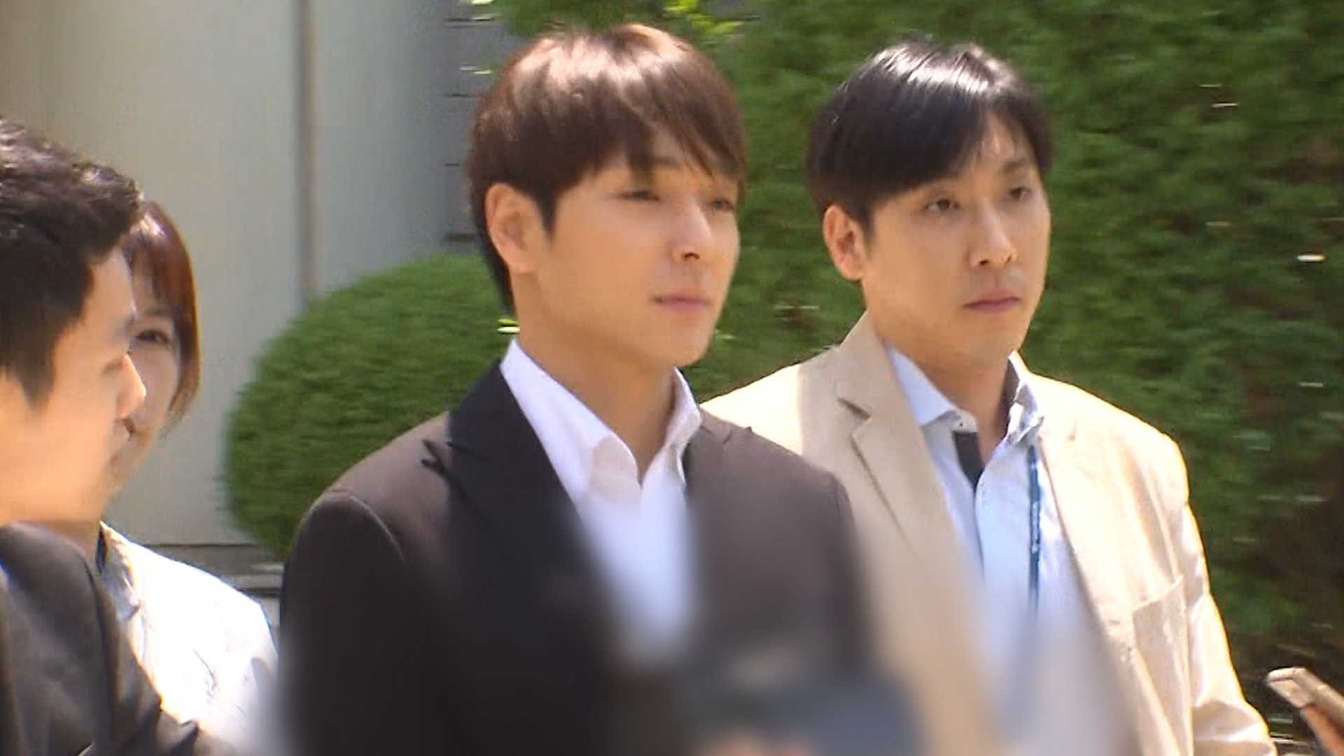 Picture] Seung-joon Seo After the warrant,