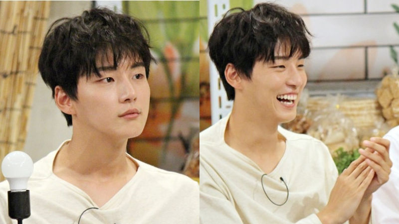 기사 대표 이미지:[SBS Star] Yoon Si Yoon Reveals the Reason Why He Got Dumped by His Ex-girlfriend