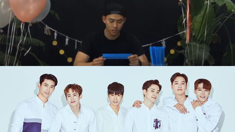 기사 대표 이미지:[SBS Star] TAECYEON Reveals Whether 2PM Members Wrote to Him in the Army