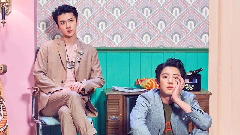 기사 대표 이미지:[SBS Star] EXO SEHUN & CHANYEOL to Make a Unit Debut Next Month