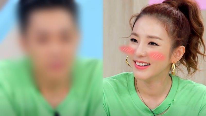 기사 대표 이미지:[SBS Star] DARA Reveals She Has Had a Huge Crush on This K-pop Star for 22 Years