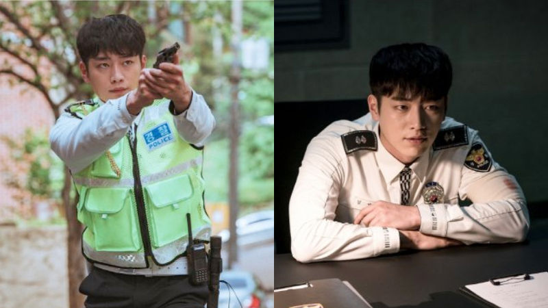 기사 대표 이미지:[SBS Star] Seo Kang-jun Turns Into a Charismatic Police Officer