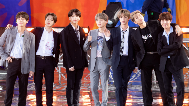 [SBS Star] BTS Sets Another Guinness World Records with 'MAP OF THE SOUL : PERSONA'