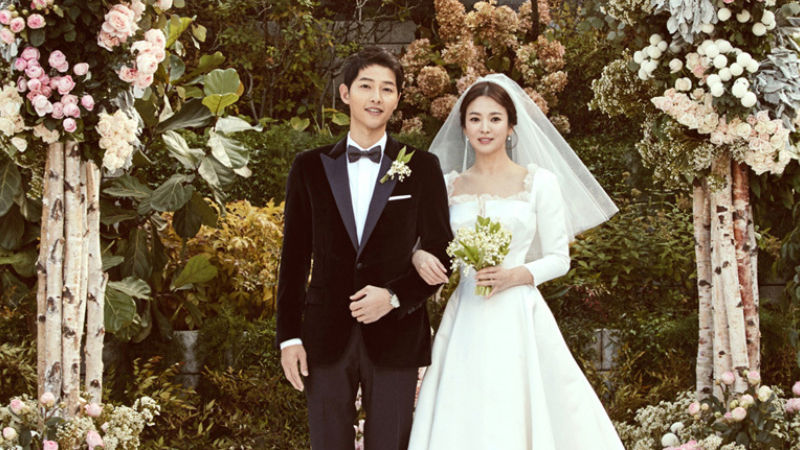 기사 대표 이미지:[SBS Star] Song Joong Ki Files for Divorce to End His Marriage with Song Hye Kyo