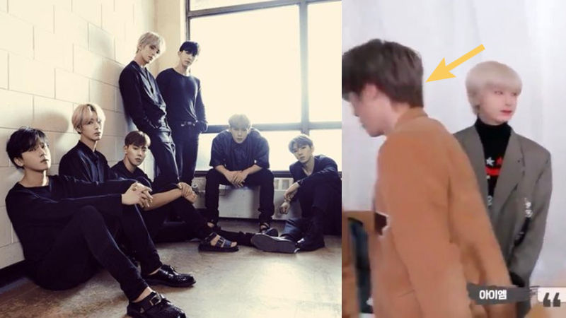 기사 대표 이미지:[SBS Star] Fans Find a Staff Member Verbally Harassing MONSTA X; Agency Explains
