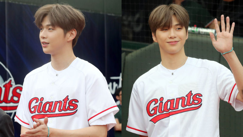 기사 대표 이미지:[SBS Star] Kang Daniel Makes His First Public Appearance after Wanna Ones Disbandment