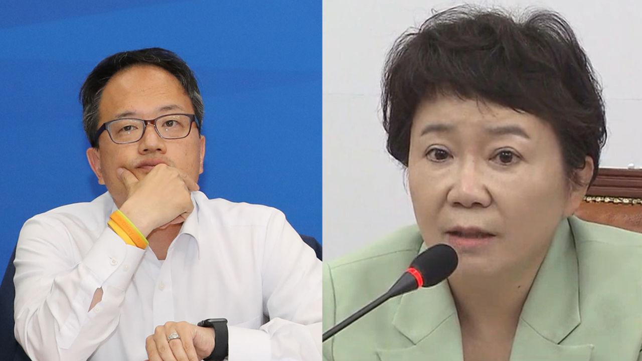 """Pick """"유가족들 분노하고 계시다""""…박주민, 정미경 '세월호 한 척 ..."""