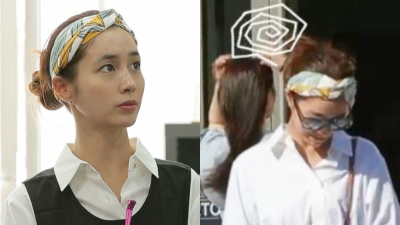 기사 대표 이미지:[SBS Star] Lee Min-jung Talks About the Time Her Bad Memory Got Her in Trouble