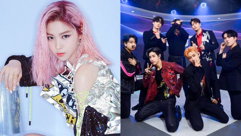 기사 대표 이미지:[SBS Star] ITZY RYUJIN Got Cast by JYP Entertainment at GOT7s Fan Meeting?
