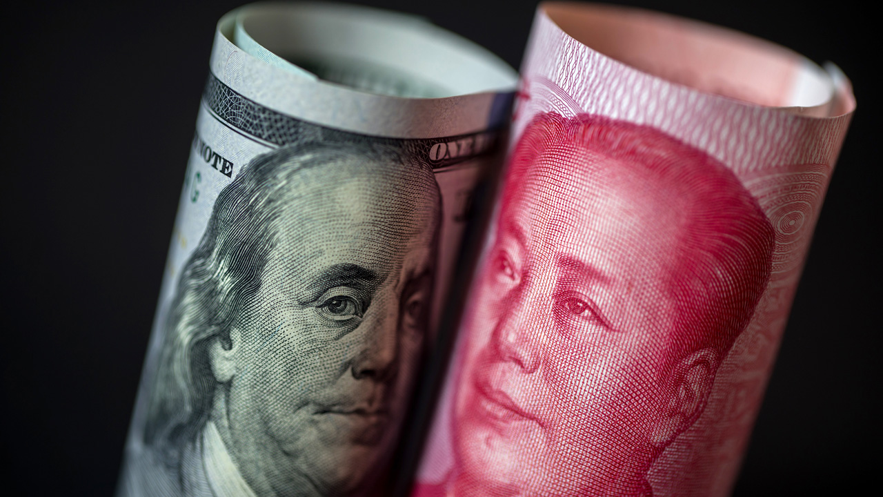 The Yuan Exchange Rate Has Also Exceeded 7 Per Dollar