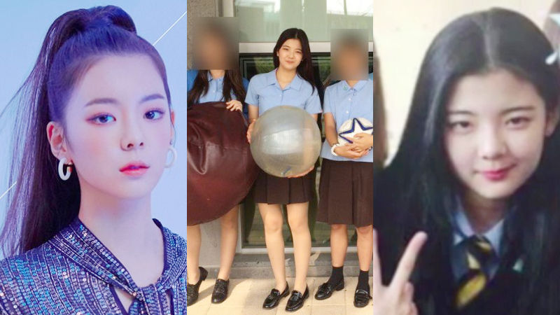 기사 대표 이미지:[SBS Star] ITZY LIAs Adorable Past Photos Surface Online