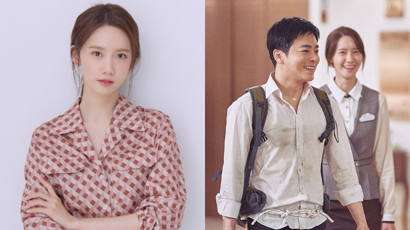 기사 대표 이미지:[SBS Star] Yoona Thanks Cho Jung Seok for Helping Her Out During Tough Shooting