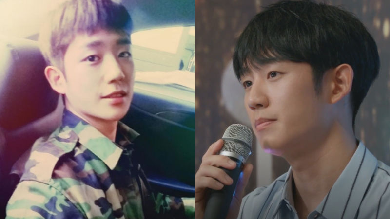 기사 대표 이미지:[SBS Star] Jung Hae In Tells His Story of an Almost Deadly Incident