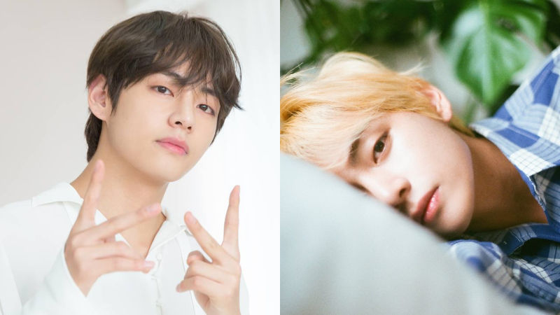 기사 대표 이미지:[SBS Star] BTS V Comforts an ARMY Who is Going Through a Hard Time