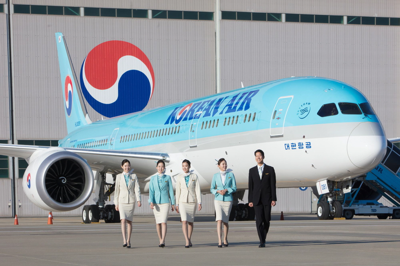 Korean Air Saves Life With First-Aid Girl - Teller Report