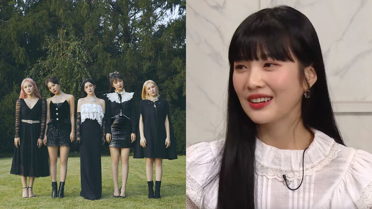 기사 대표 이미지:[SBS Star] JOY Shares Some Strict Rules that Red Velvet Members Had Before