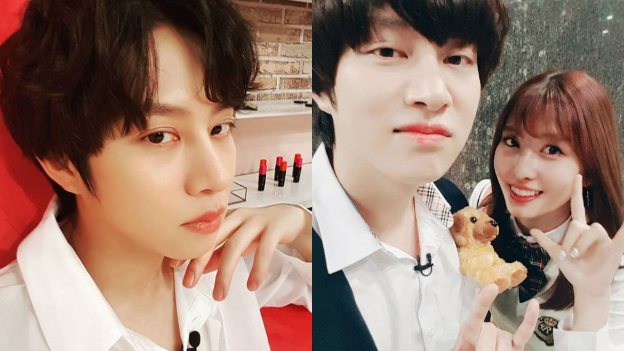 "기사 대표 이미지:[SBS Star] HeeChul Tells Fans, ""Im Sorry for the Dating News"""