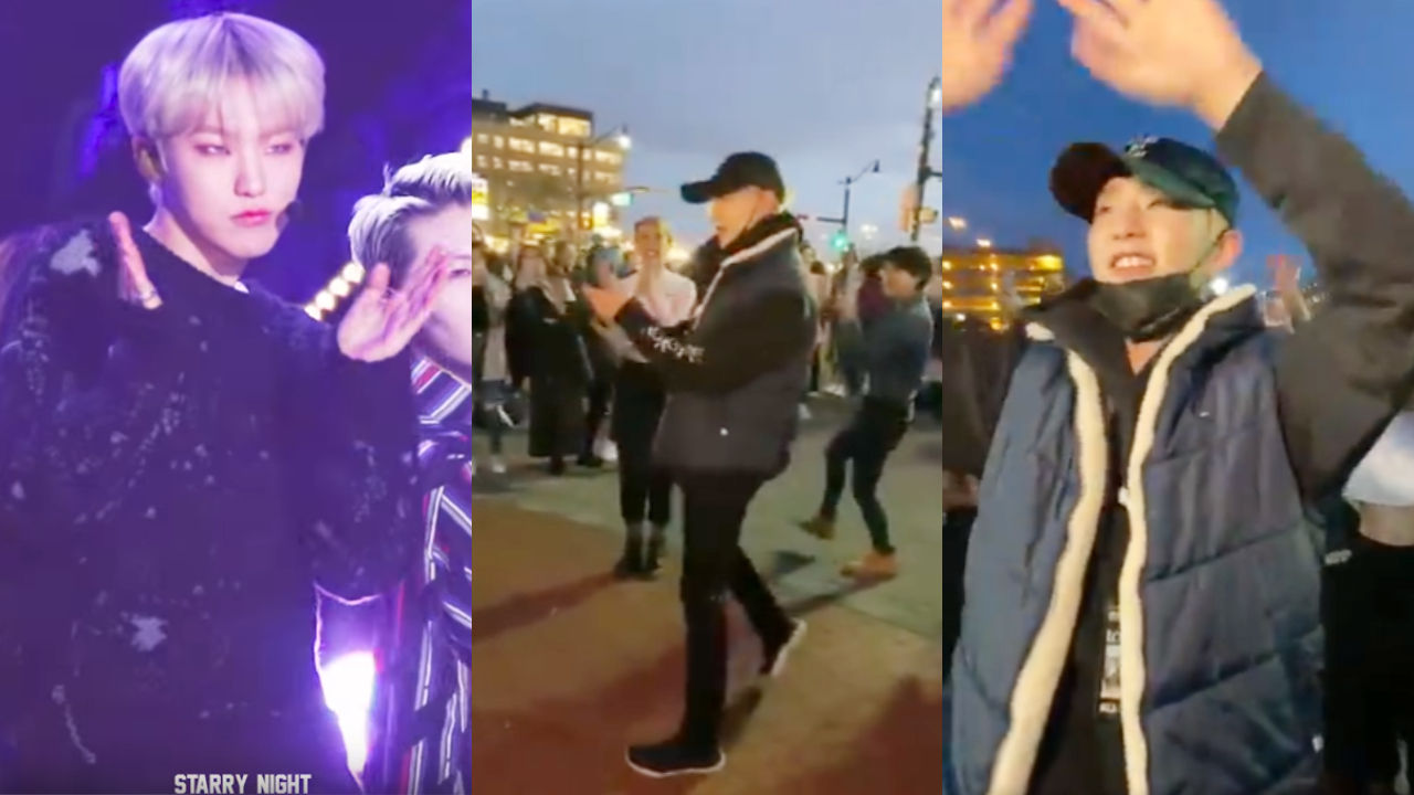 기사 대표 이미지:[SBS Star] VIDEO: Fans Go Wild as HOSHI Unexpectedly Joins K-pop Random Play Dance