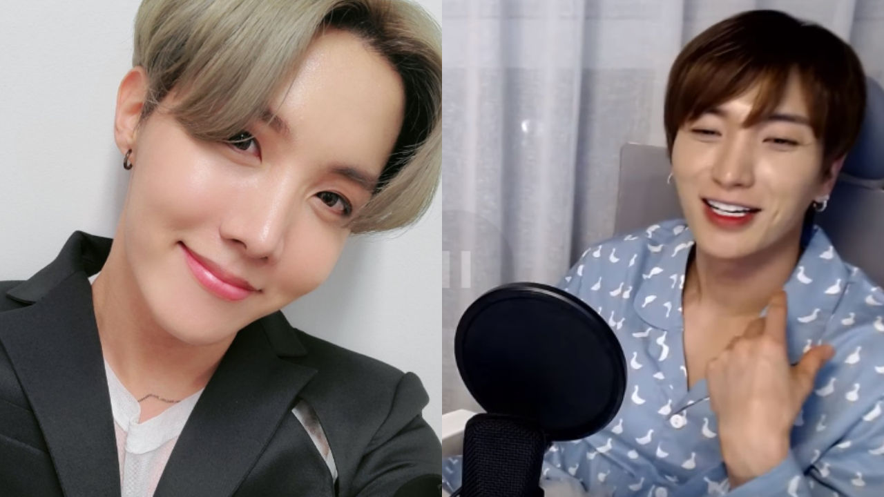 기사 대표 이미지:[SBS Star] LeeTeuk Talks About Receiving BTS Signed Album from J-HOPE Through His Mother